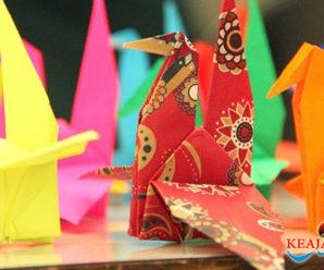 Menguak Legenda Kepercayaan Jepang Atas Origami 1.000 Bangau, Fakta Atau Mitos?