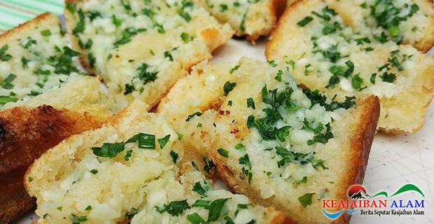 Resep Garlic Bread Ala Italia, Mudah dan Praktis Pastinya