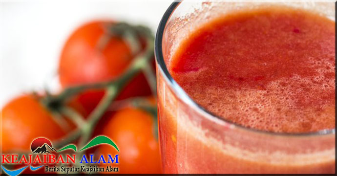 5 Manfaat Jus Tomat untuk Kecantikan jika Dikonsumsi Secara Teratur