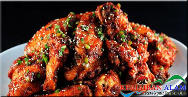 Spicy Wings Menu Camilan Hits Untuk Berbuka Puasa
