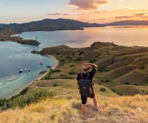 Pulau Komodo Sempat Masuk Menjadi Daftar Keajaiban Alam Dunia, Gili Lawa Darat Kini Menghitam