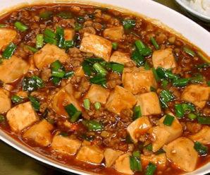 Resep Masakan Mapo Tofu, Makanan Khas China Yang Rasanya Sangat Lezat