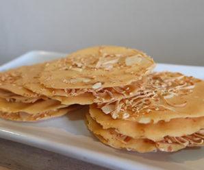 Resep Almond Crispy Cookies, Cemilan Seru Sore Hari