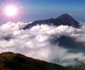 Pesona Gunung Merbabu Yang Mengagumkan