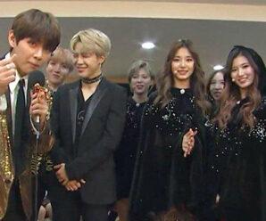 Pemenang Nominasi Artis Rookie, Solo, Grup, Produser & Tokoh Industri K-Pop Terbaik