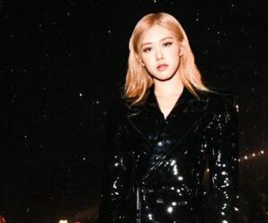 Rose BLΛƆKPIИK Artis K-Pop Pertama Yang Menjadi Model Resmi YSL