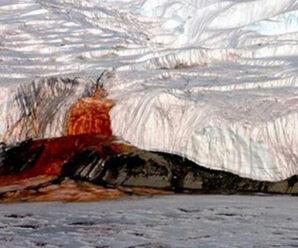 Menguak Misteri Air Terjun Darah Di Antartika
