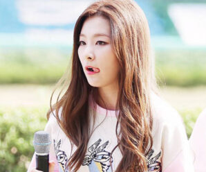 Ini Penyebab Kebiasan Seulgi Red Velvet Sering Menjulurkan Lidah