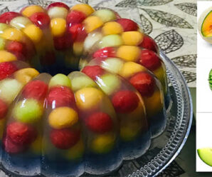 Resep Agar Buah, Dessert Enak di Malam Hari!