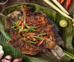 Resep Ikan Nila Bakar Pedas Manis, Mudah dan Praktis !